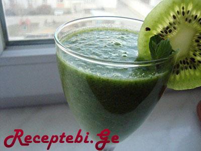 მწვანე კოქტეილი